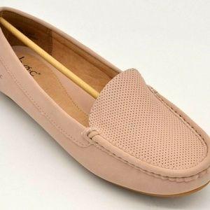 BOC Womens Carolee Slip On Nubuck Loafer 9.5 New